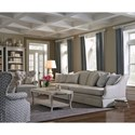 A.R.T. Furniture Inc Ava Stationary Living Room Group - Item Number: 513500 Living Room Group 2