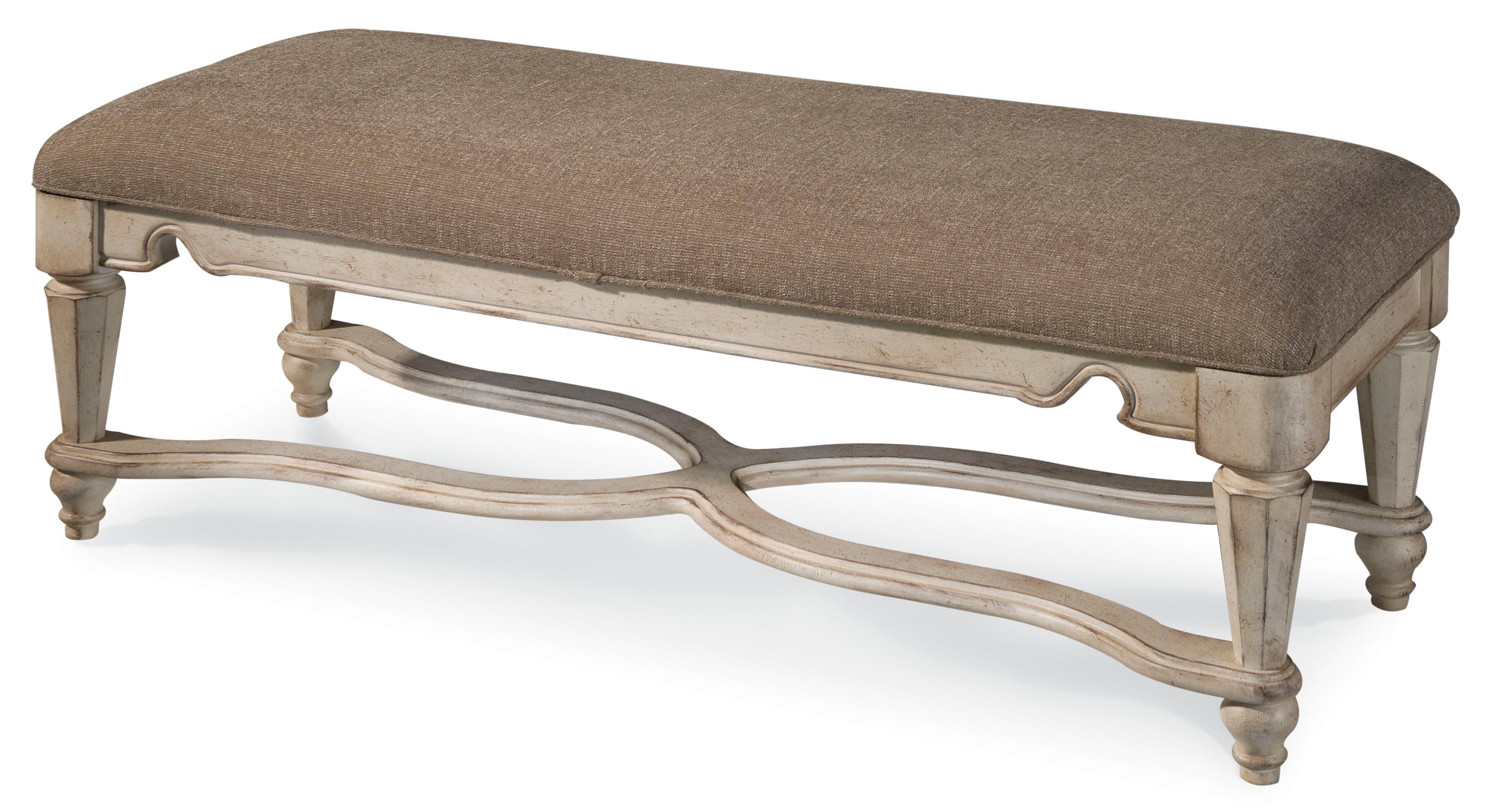 A.R.T. Furniture Inc Belmar II Bench - Item Number: 189149-2617