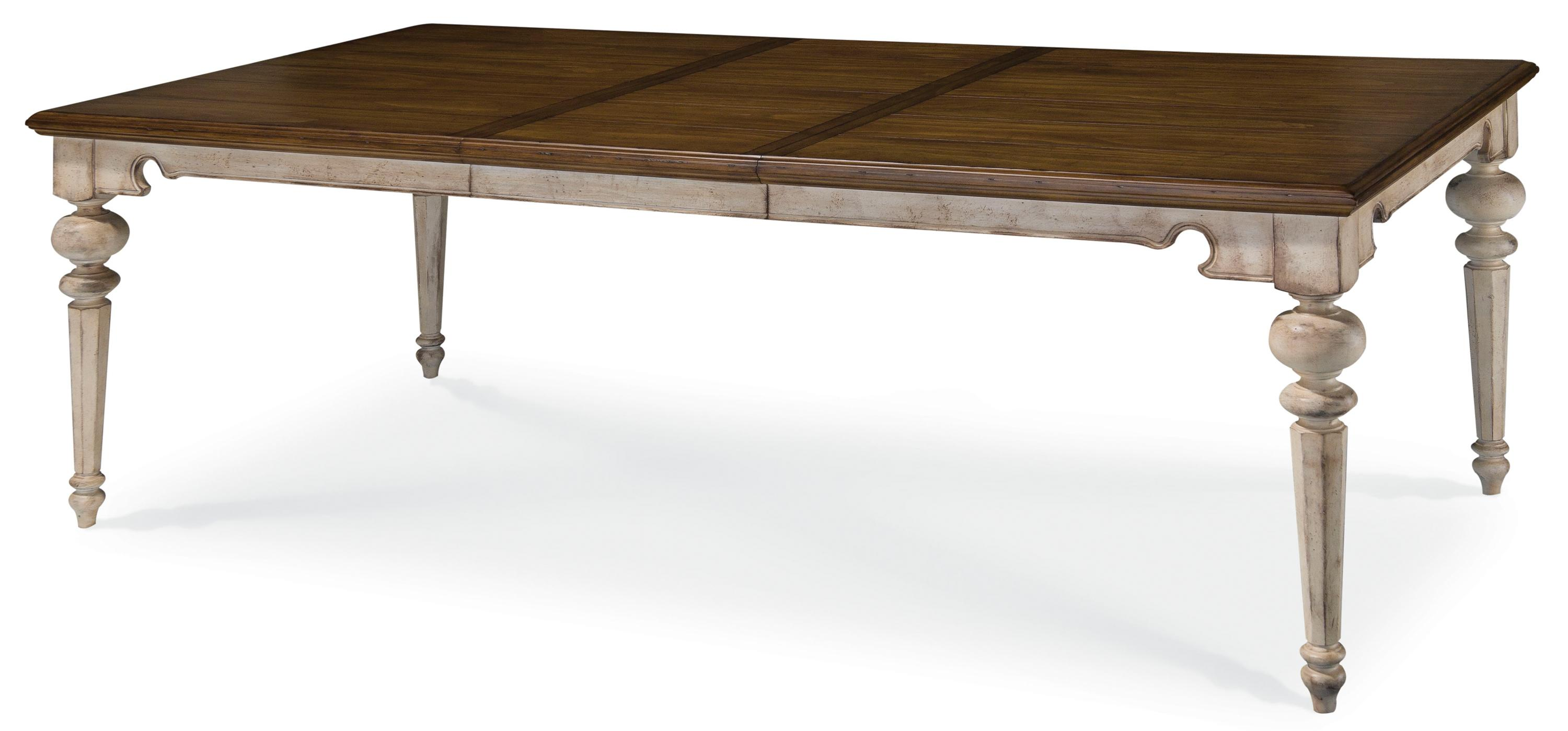Belfort Signature Farrington Rectangle Dining Table - Item Number: 189220-2617