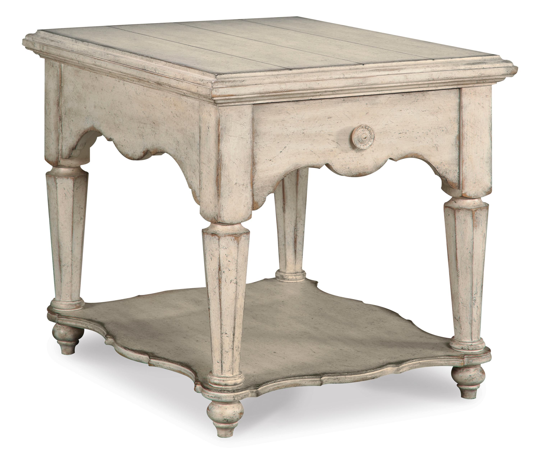 Belfort Signature Farrington Drawer End Table - Item Number: 189304-2617