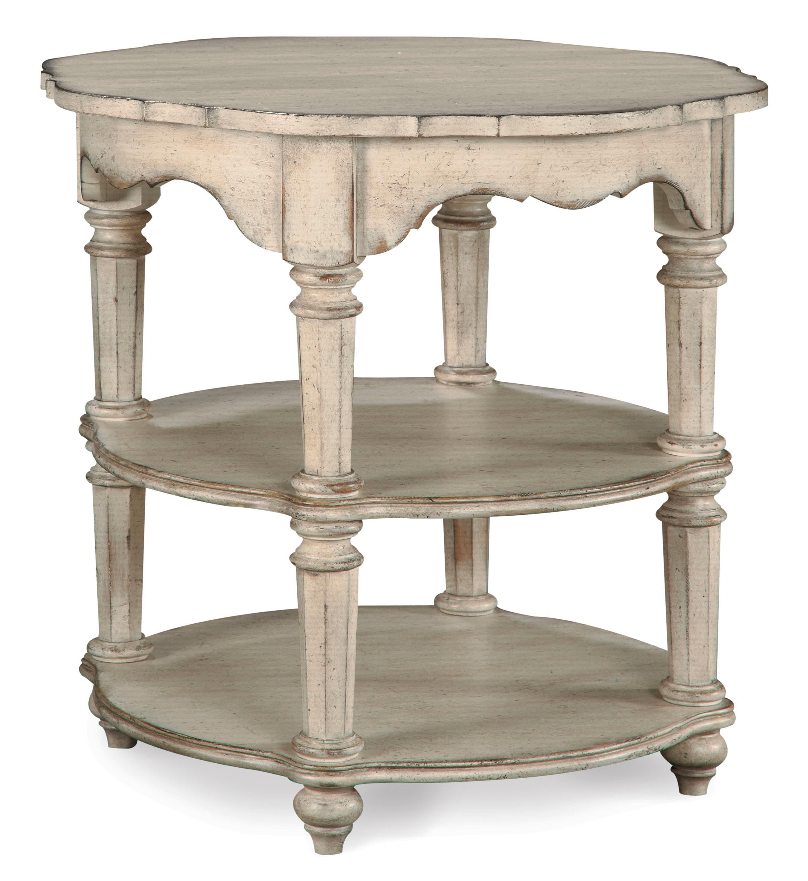 Belfort Signature Farrington Lamp Table - Item Number: 189303-2617