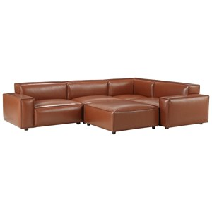 Olafur 5pc Modular Sectional