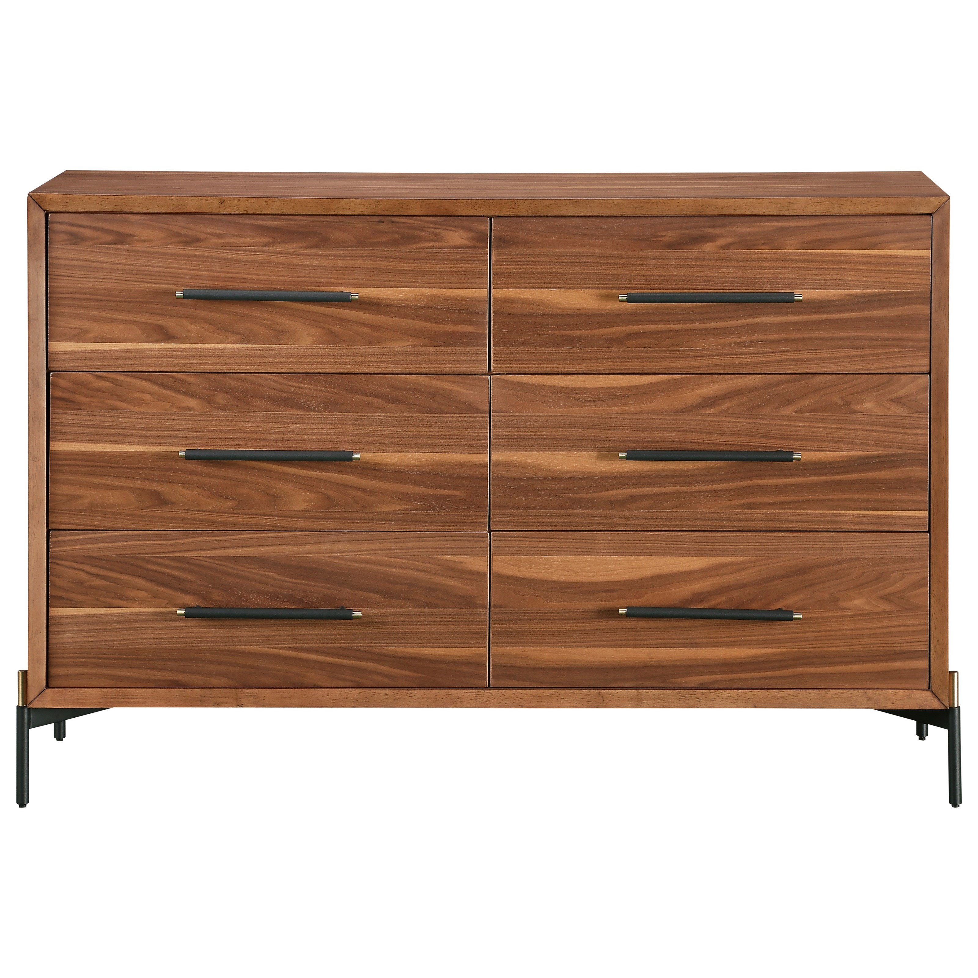 Bobby Berk Gehl 6 Drawer Dresser by A.R.T. Furniture Inc at C. S. Wo & Sons Hawaii