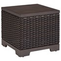 The Great Outdoors Brannon Outdoor End Table - Item Number: 929343-4215