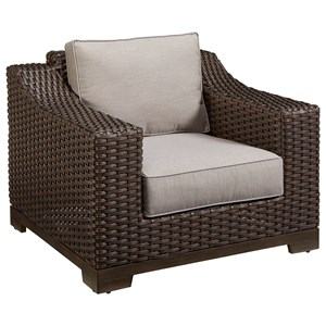 Stationary Club Chair