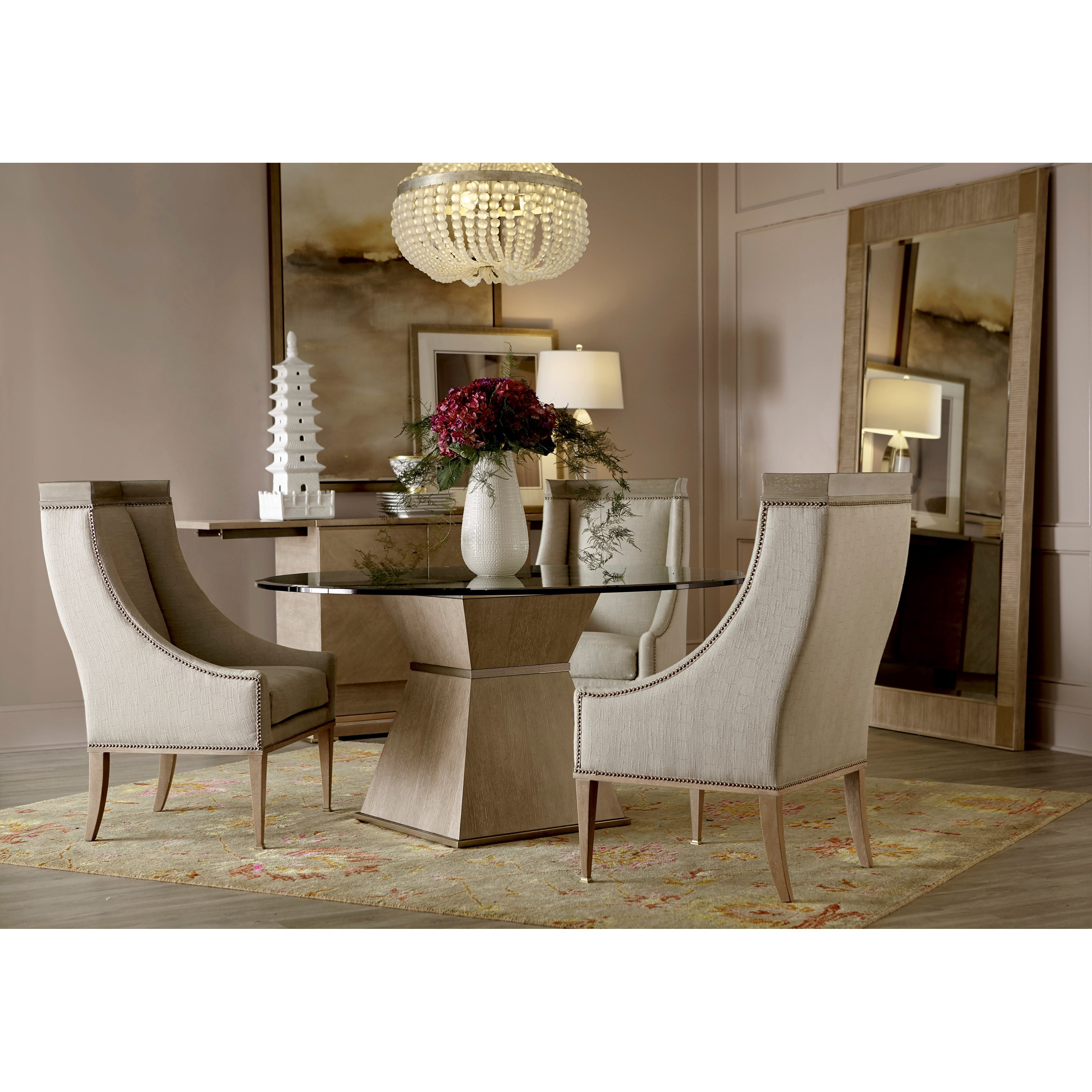ART Furniture Inc Cityscapes Formal Dining Room Group