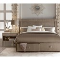 The Great Outdoors Cityscapes King Bedroom Group - Item Number: 232000-2323 Q Bedroom Group 2