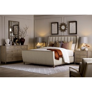 A.R.T. Furniture Inc Cityscapes King Bedroom Group