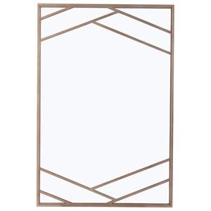 Bruant Metal Mirror