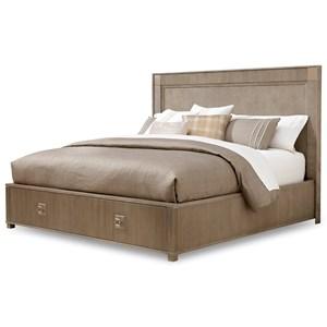 Queen Hudson Storage Bed