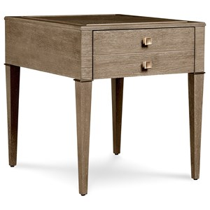 Grant Drawer End Table