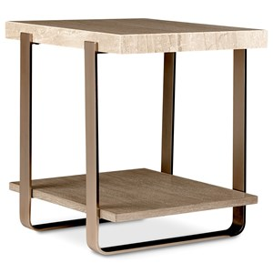 A.R.T. Furniture Inc Cityscapes Griffith End Table