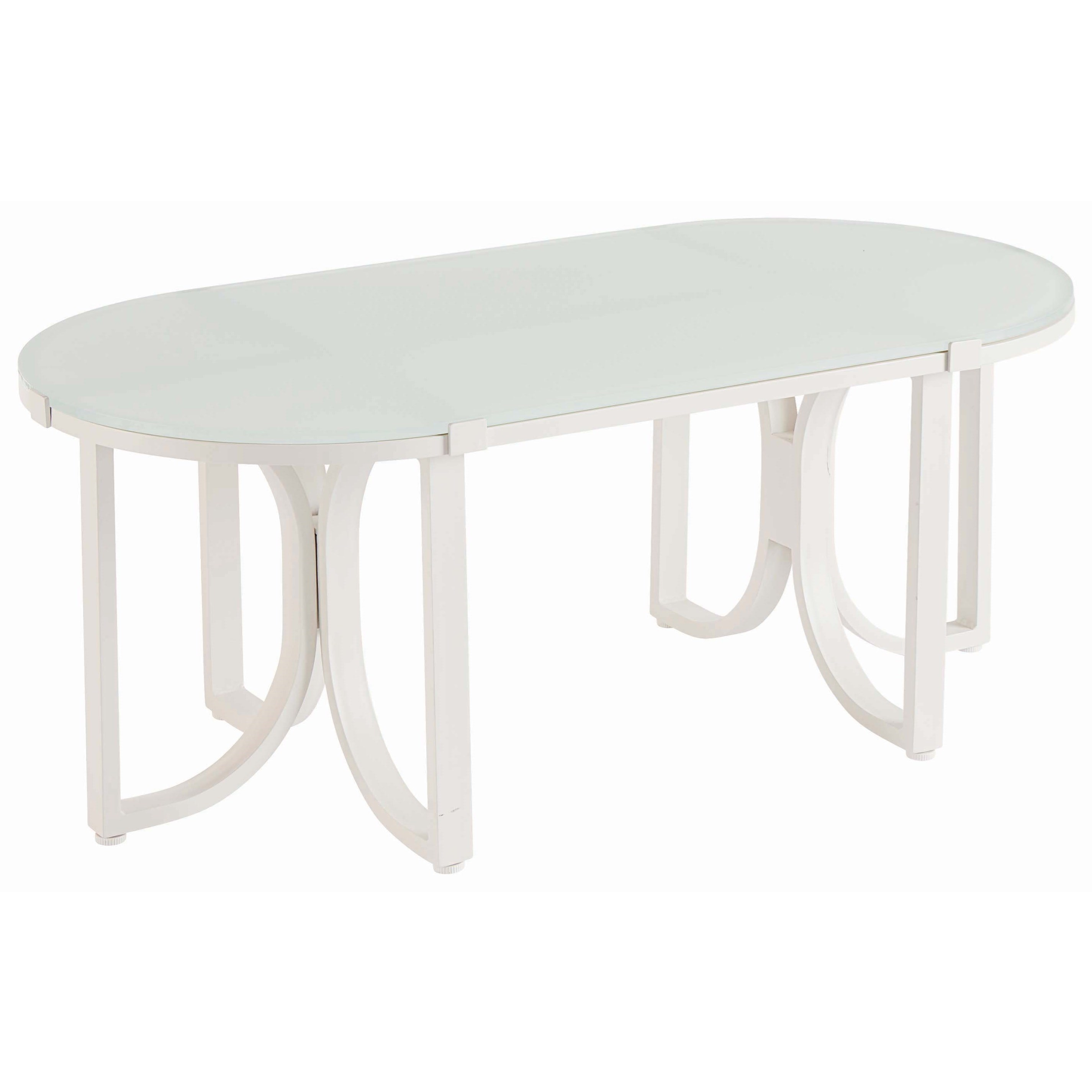 Manning Oval Cocktail Table