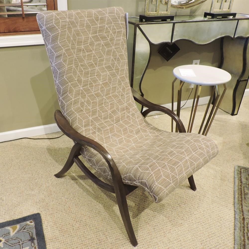 Clearance Miles Sling Chair by Belfort Signature at Belfort Furniture