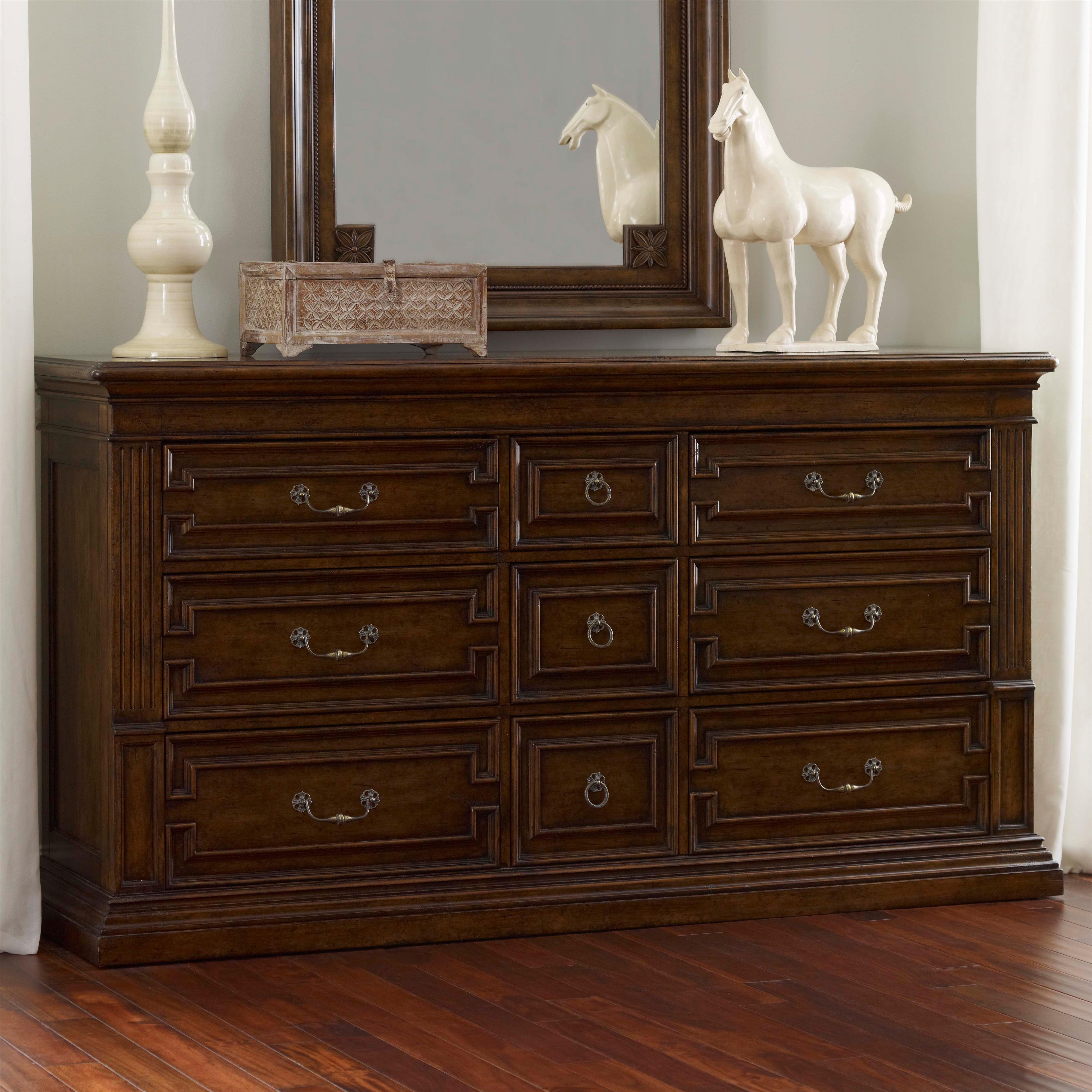 Belfort Signature Belle Haven Jefferson Dresser - Item Number: 217133-2610