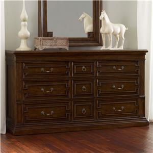 A.R.T. Furniture Inc Collection One Jefferson Dresser
