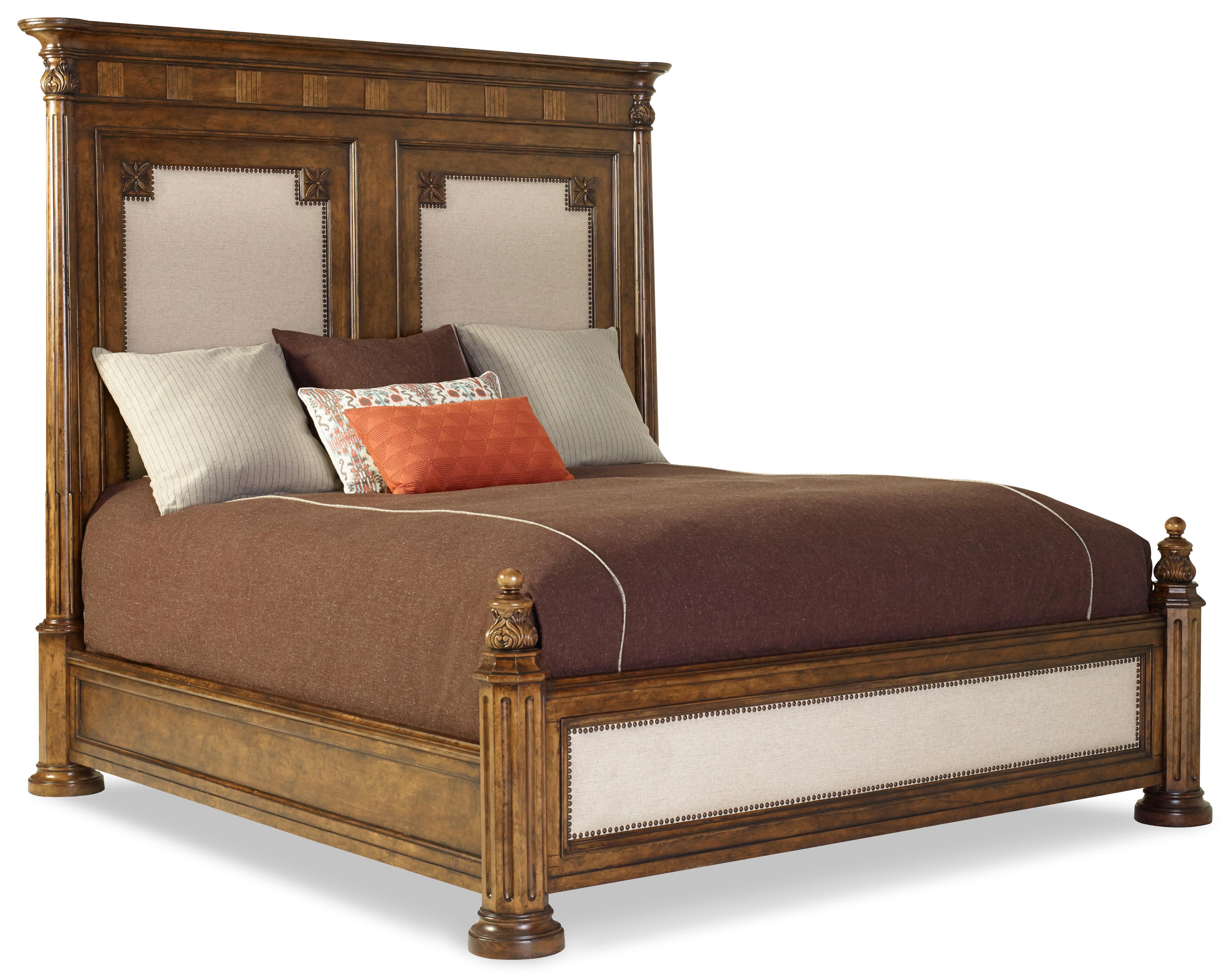 Belfort Signature Belle Haven King Mansion Bed - Item Number: 217156-2610
