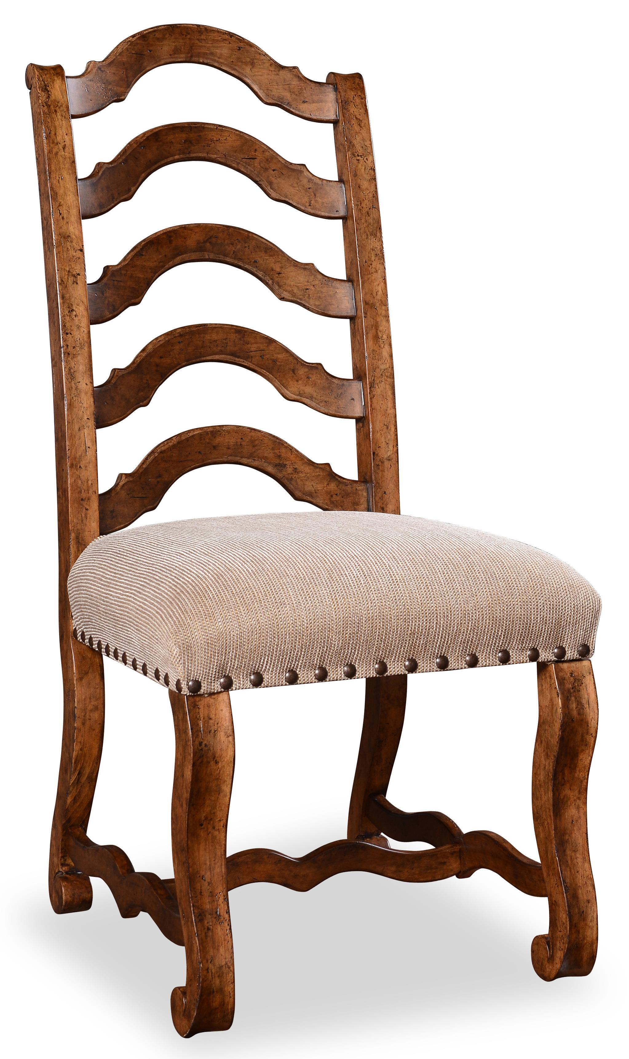 Belfort Signature Belle Haven Harvest Side Chair - Item Number: 217202-2610