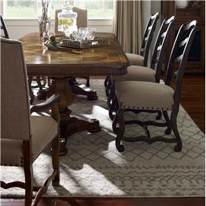 A.R.T. Furniture Inc Collection One 9-Piece Harvest Dining Table Set