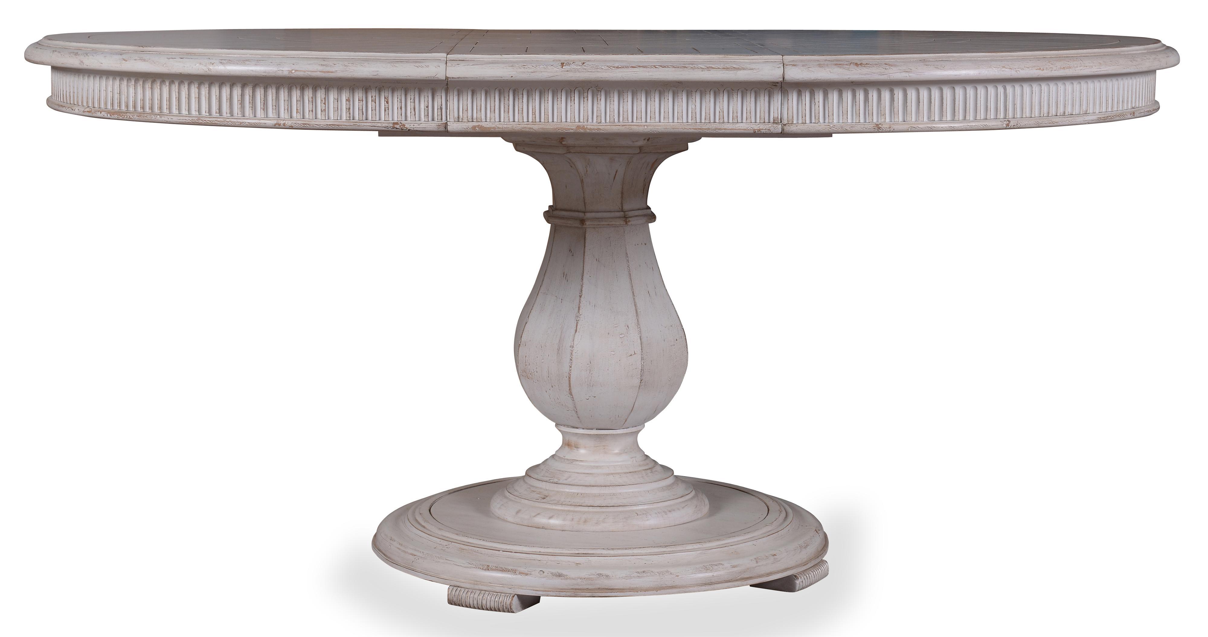 Belfort Signature Belle Haven Keton Round Dining Table - Item Number: 217225-2617