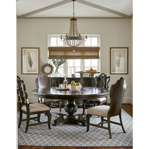 A.R.T. Furniture Inc Continental Casual Dining Room Group