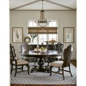 A.R.T. Furniture Inc Continental Casual Dining Room Group - Item Number: 237000-2615 Dining Room Group 4