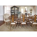 A.R.T. Furniture Inc Continental Formal Dining Room Group - Item Number: 237000-2624 Dining Room Group 2