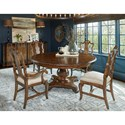 A.R.T. Furniture Inc Continental Formal Dining Room Group - Item Number: 237000-2624 Dining Room Group 6