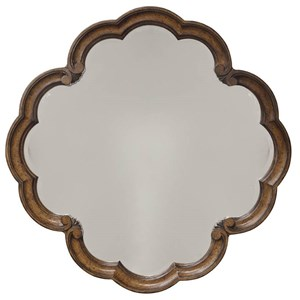 A.R.T. Furniture Inc Continental Round Mirror