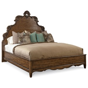 A.R.T. Furniture Inc Continental Queen Panel Bed