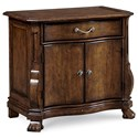 A.R.T. Furniture Inc Continental Door Nightstand - Item Number: 237142-2624