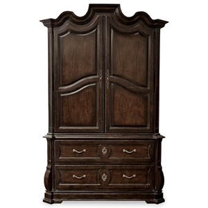 A.R.T. Furniture Inc Continental Armoire