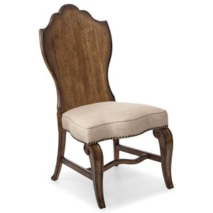 A.R.T. Furniture Inc Continental Wood-Back Side Chair