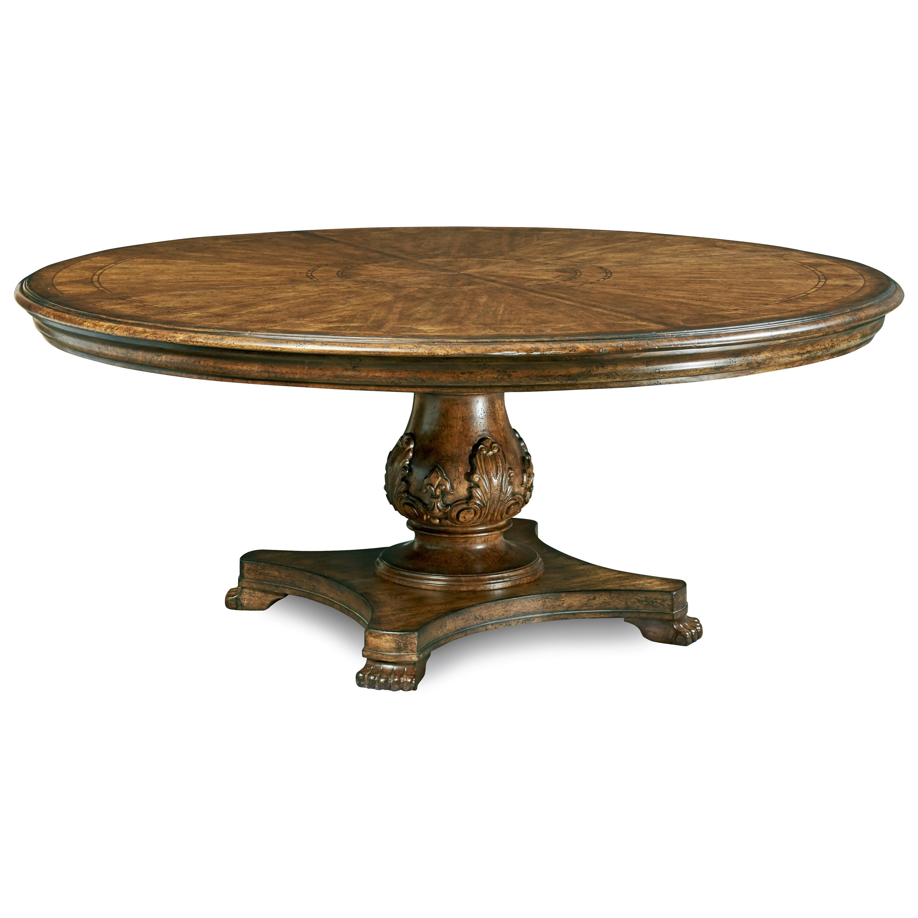 A R T Furniture Inc Continental 5 Piece 66 Quot Round Dining