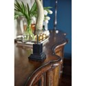 A.R.T. Furniture Inc Continental Traditional Shaped Sideboard