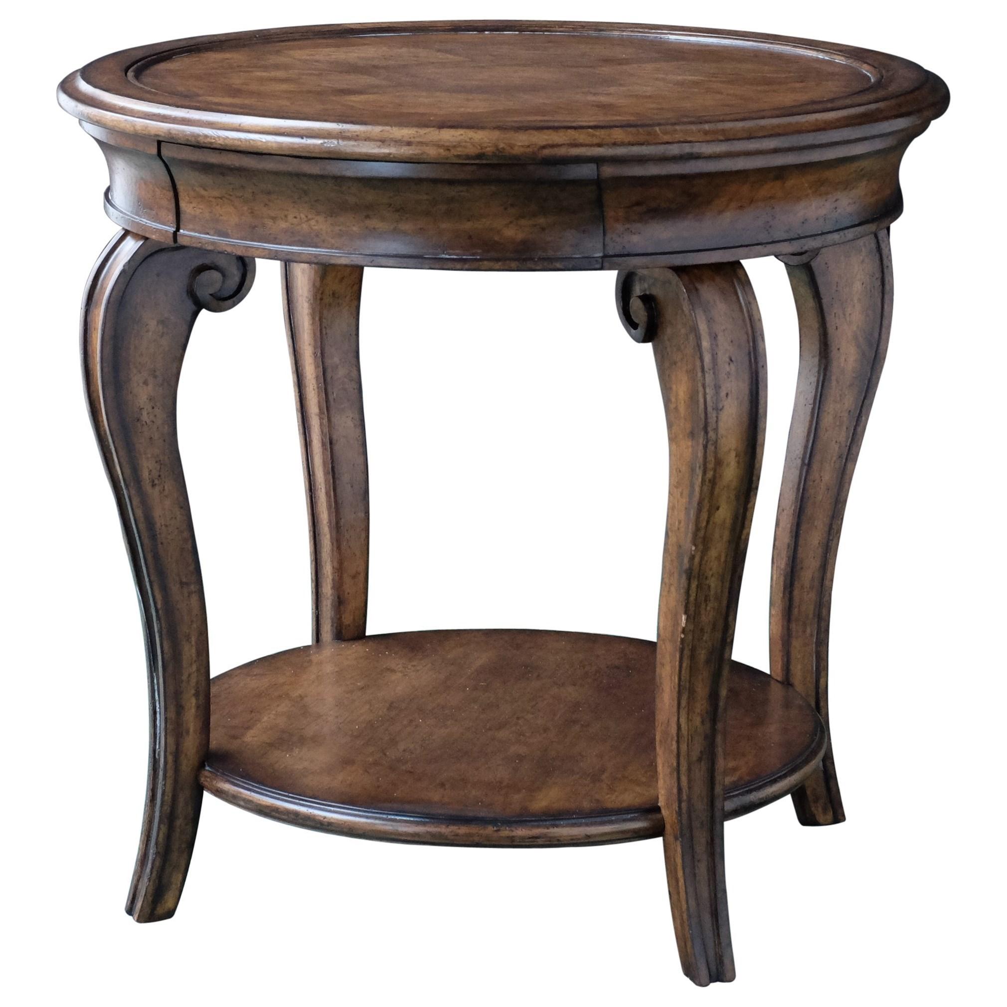 A R T Furniture Inc Continental 237303 2624 Round Lamp