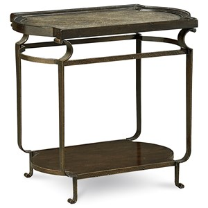 A.R.T. Furniture Inc Continental Rectangular End Table