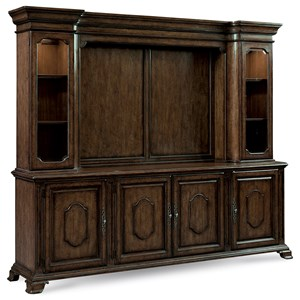 A.R.T. Furniture Inc Continental Entertainment Console & Deck