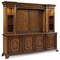 A.R.T. Furniture Inc Continental Entertainment Console & Deck - Item Number: 237423-2624