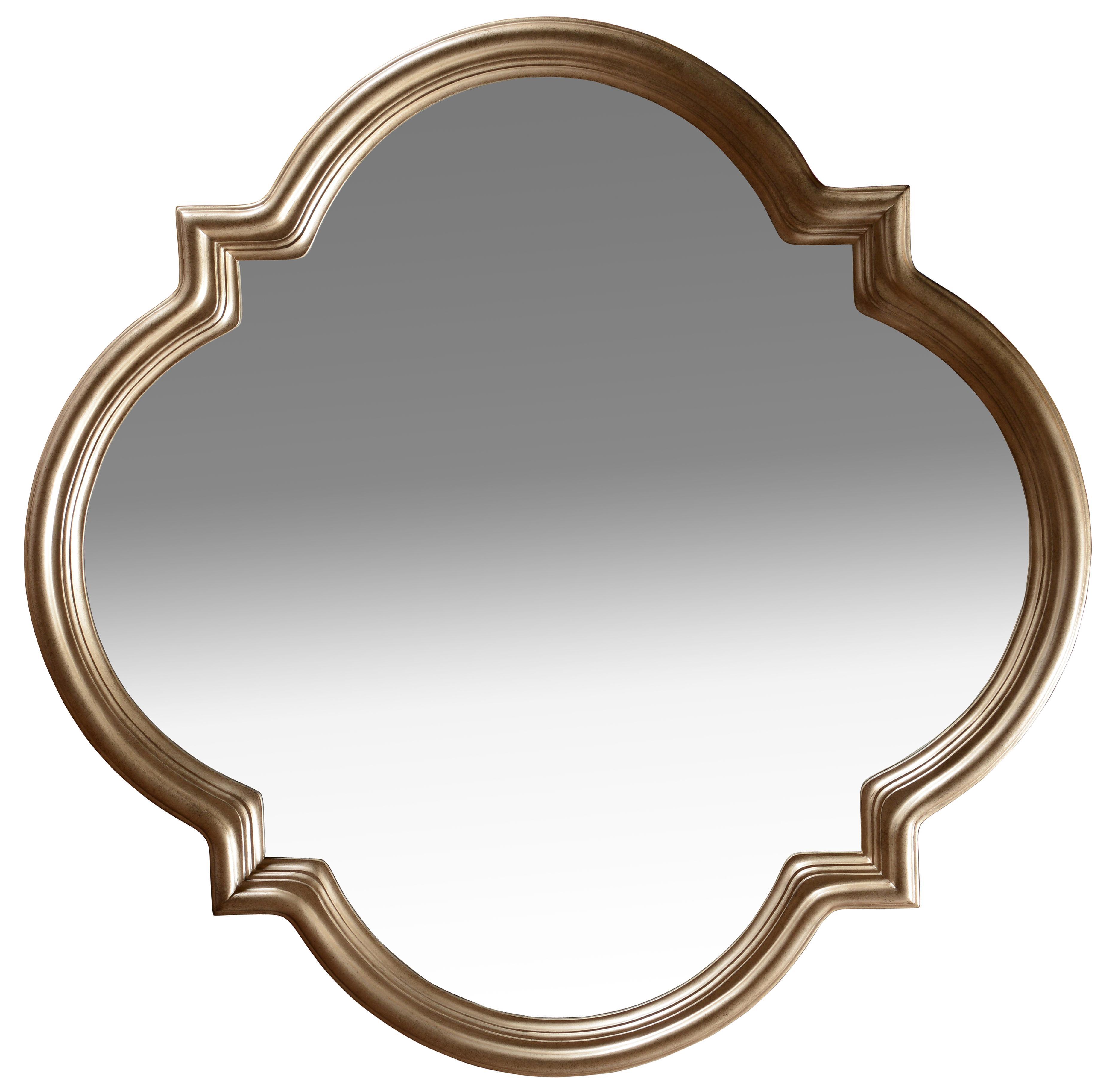 Belfort Signature Magellan Shaped Mirror - Item Number: 208120-2627