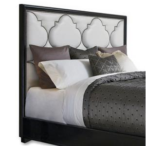 A.R.T. Furniture Inc Cosmopolitan Queen Upholstered Panel Bed Headboard