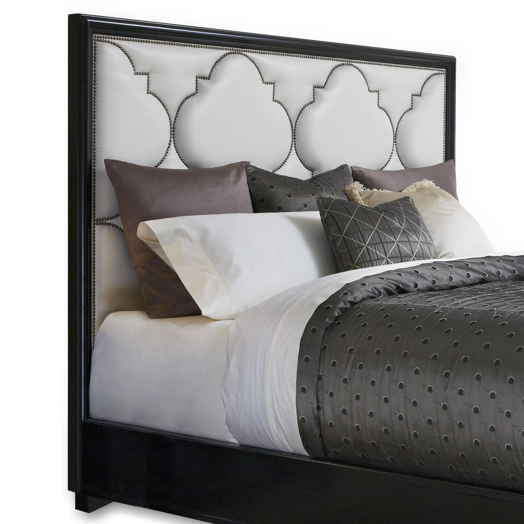 A.R.T. Furniture Inc Cosmopolitan King Upholstered Panel Bed Headboard - Item Number: 208136-1815HB