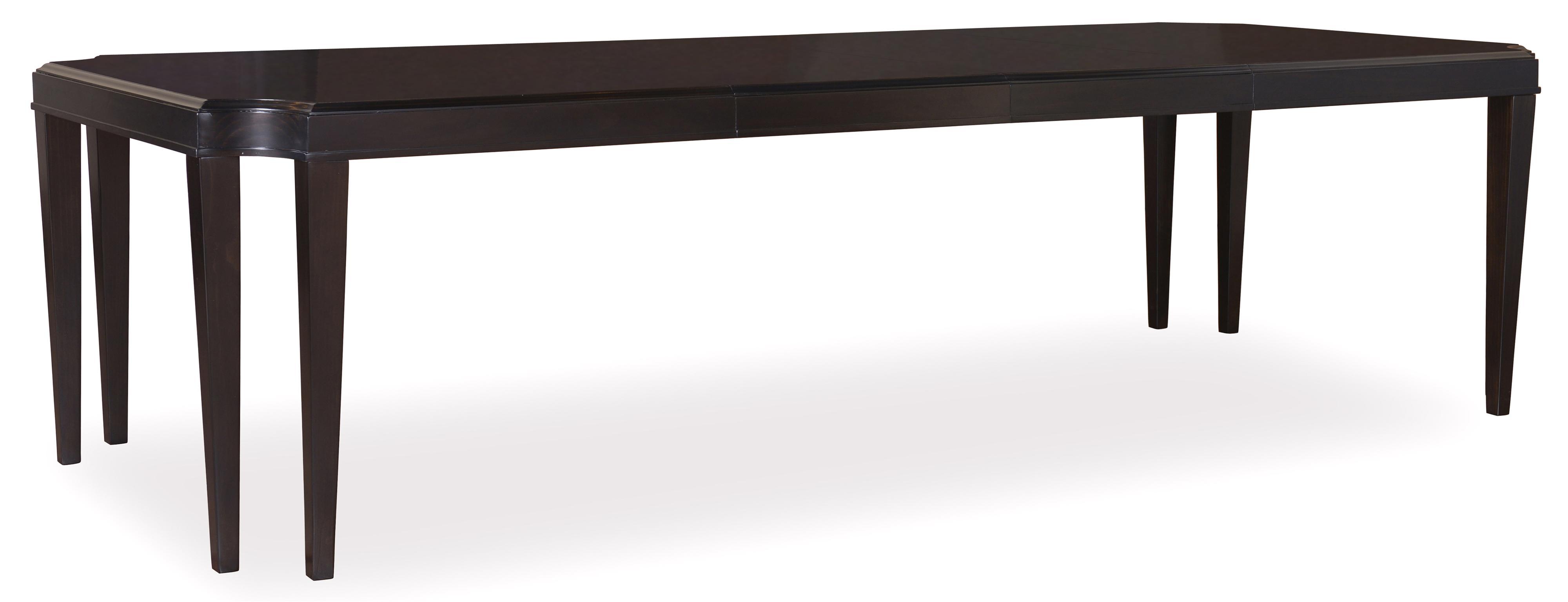 Belfort Signature Magellan Leg Dining Table - Item Number: 208220-1815