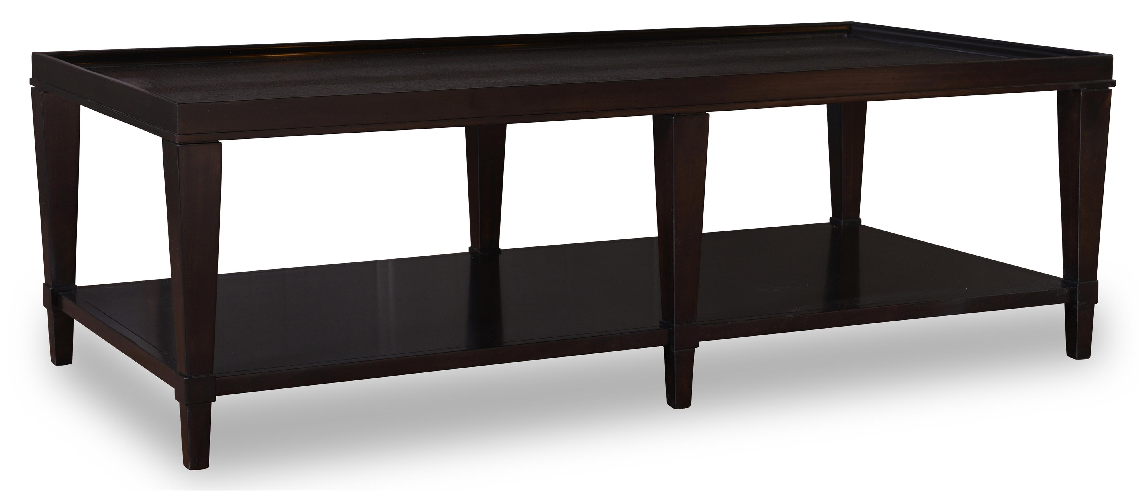 A.R.T. Furniture Inc Cosmopolitan Rectangular Cocktail Table - Item Number: 208300-1815