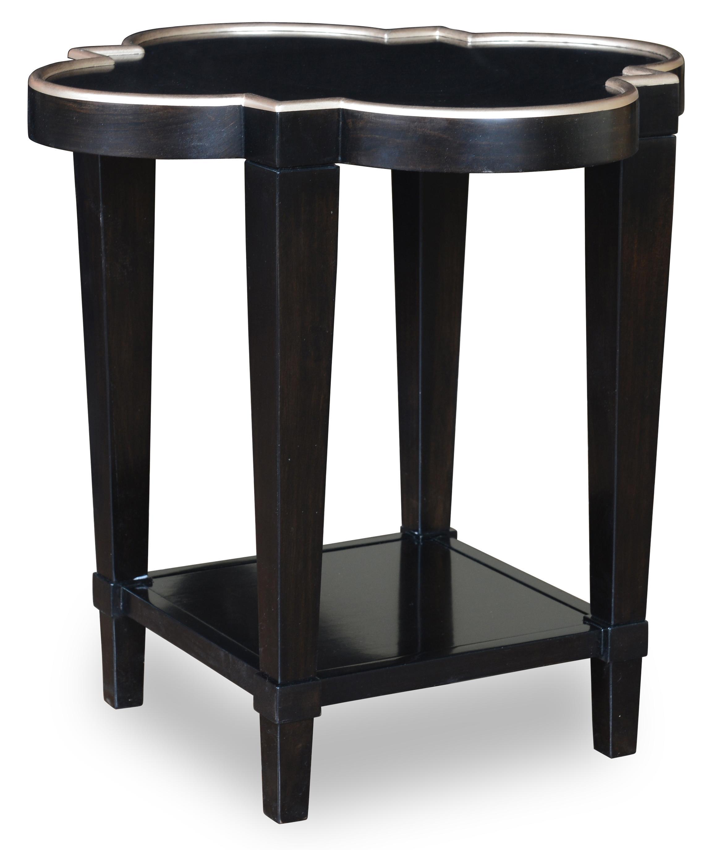 Belfort Signature Magellan Shaped End Table - Item Number: 208303-1815