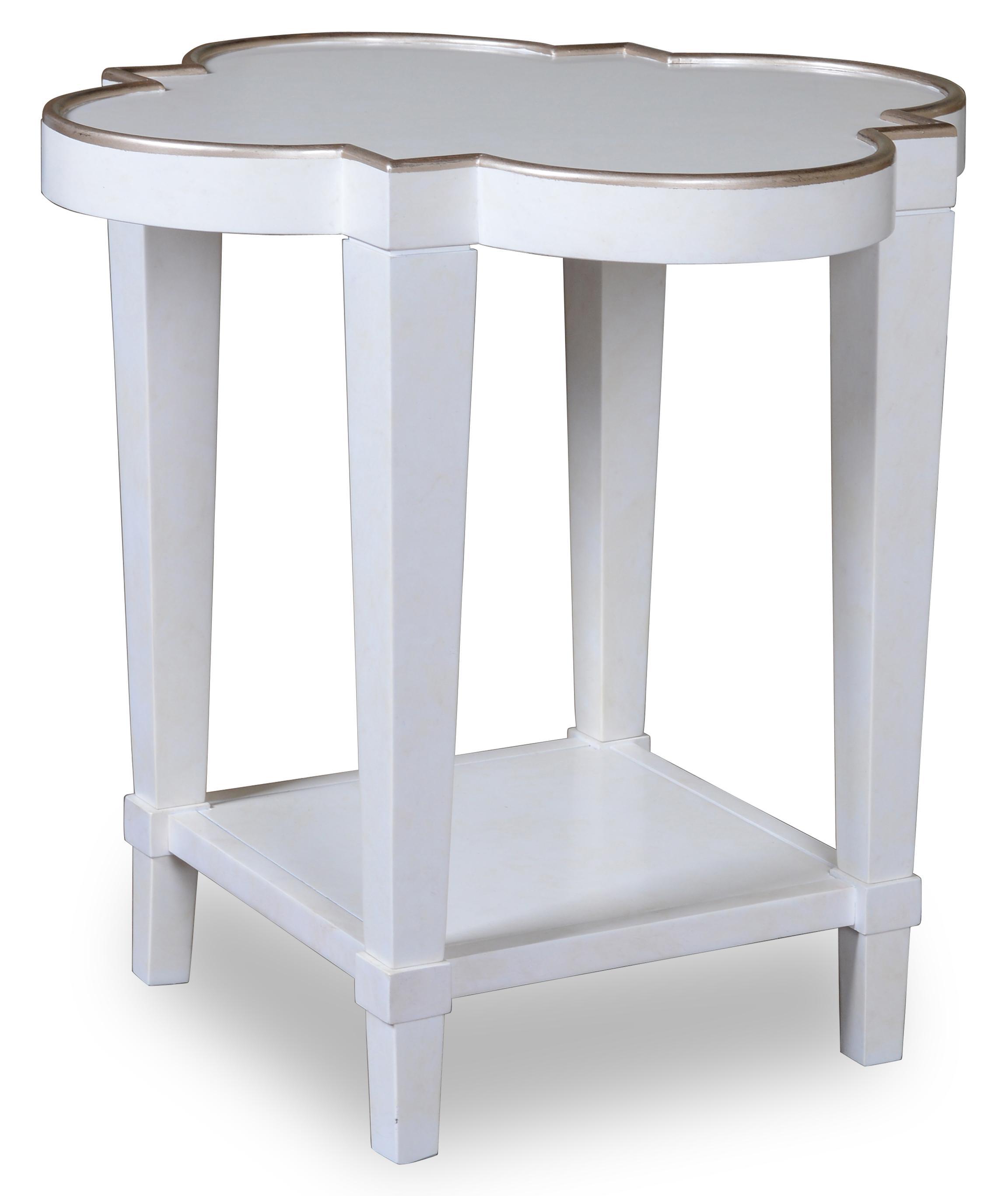 Belfort Signature Magellan Shaped End Table - Item Number: 208303-1817