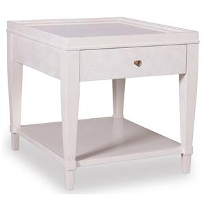 A.R.T. Furniture Inc Cosmopolitan Drawer End Table