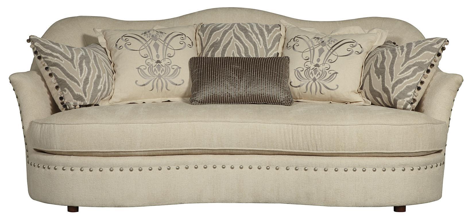 A.R.T. Furniture Inc Cotswold Amanda   Ivory Sofa   Item Number:  204501 5008AA