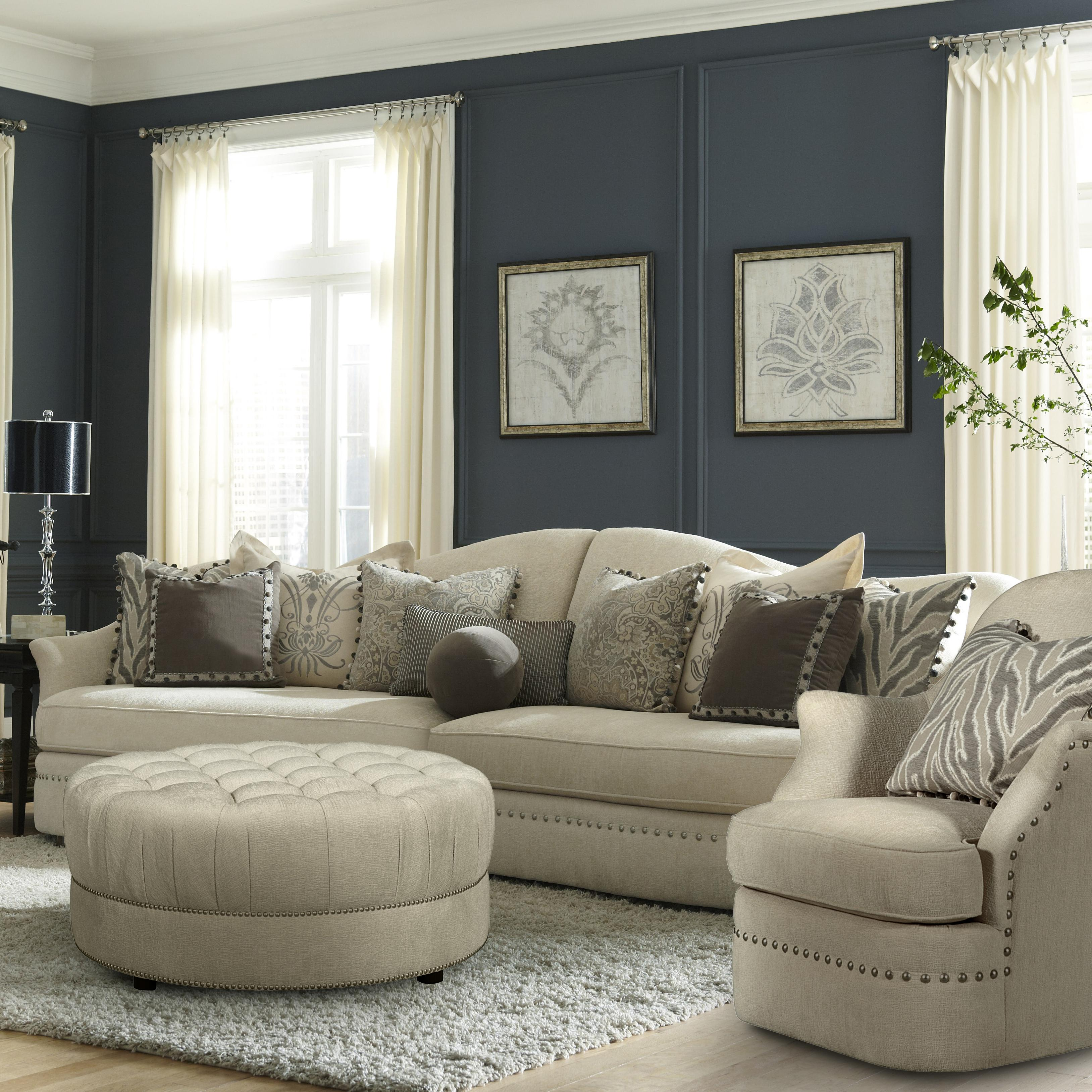 2 piece sofas 2 piece sectional sofa with chaise living for Chaise interiors inc