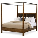 A.R.T. Furniture Inc Echo Park Queen Poster Bed with Canopy - Item Number: 212125-2016K1